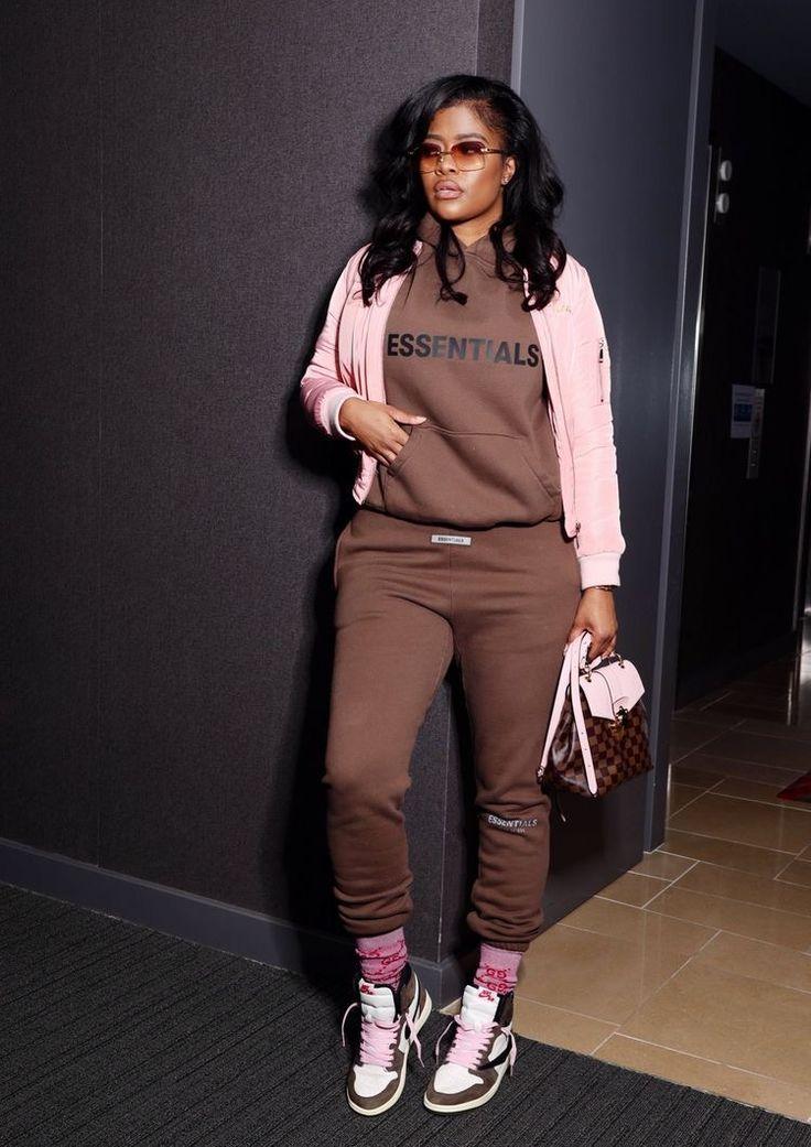 BIG AREE on Twitter | Teenage fashion outfits, Black girl