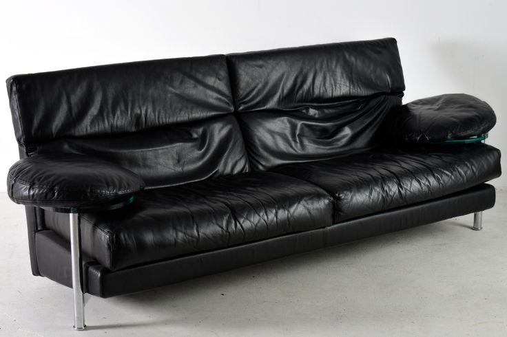Arca Sofa by Paolo Piva for B&B Italia // 1980s - Wall - Greedfineart.com