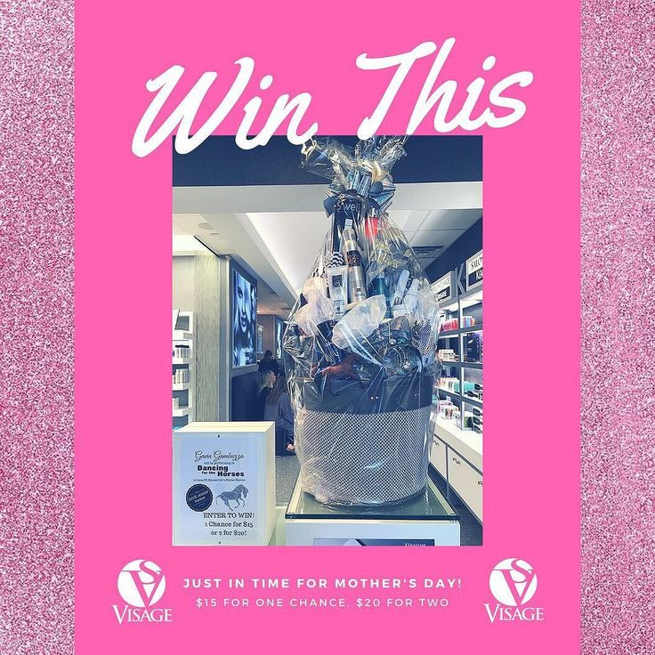 Have you entered to win our charity gift baskets??  We've got one at Salon Visage & another at Spa Visage! Each includes more than $1000 of beauty products and raffle proceeds go to benefit @horsehavenoften  $15 for one chance to win; $20 for two chances! The winners will be chosen at the end of this week.  #visagemoments