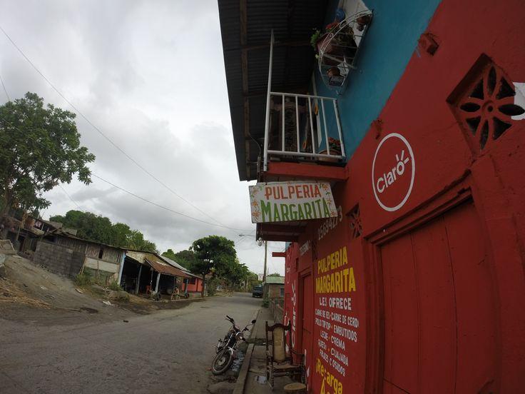 Fancy a margarita? Moyogalpa, Ometepe Island