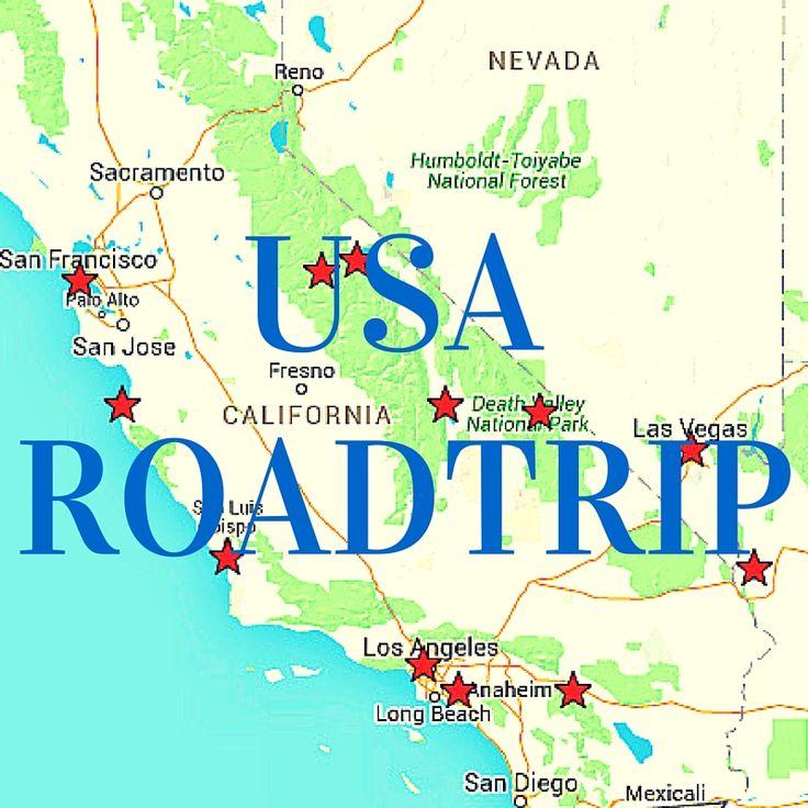 Hoe ziet een route in het zuidwesten van de USA eruit? Hier vind je alvast een voorbeeldroute van een rondreis in Amerika!