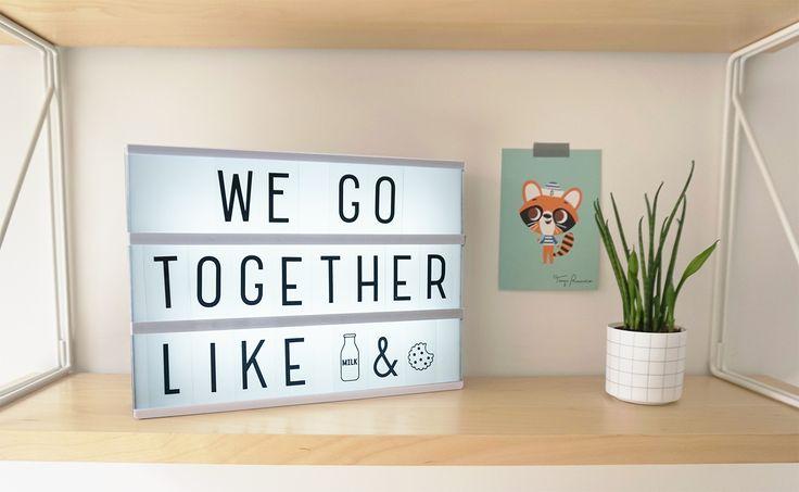 242 besten lightbox bilder auf pinterest lightbox buchstaben schlafzimmer ideen und deko. Black Bedroom Furniture Sets. Home Design Ideas