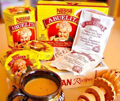 chocolate abuelita..