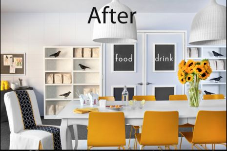 Jaw Dropping Teachers Lounge Makeover