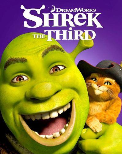 Shrek the Third [Blu-ray/DVD] [2 Discs] [2007]