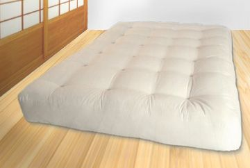 Custom futon mattress sizes, for when a sawz-all just doesn't cut it.