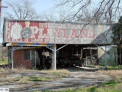 The Legendary Playland Park Off Broadway Abandoned