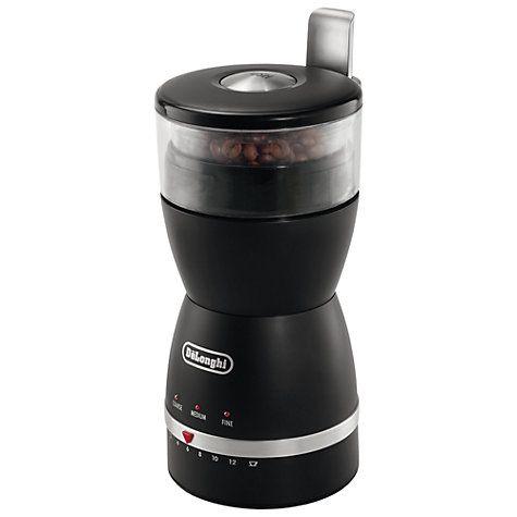 Buy De'Longhi KG49 Coffee Grinder Online at johnlewis.com