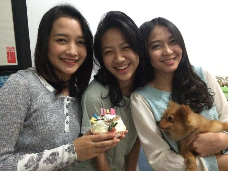 Birthday surprise from Kinal and Ve ^^