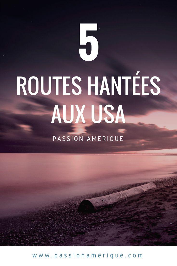 Partez à la découverte des 5 routes les plus hantées des Etats-Unis ! A la recherche de fantômes ? Maisons Hantées ? D'un endroit pour se faire peur à Halloween ? Alors découvrez ces 5 routes effrayantes aux USA !