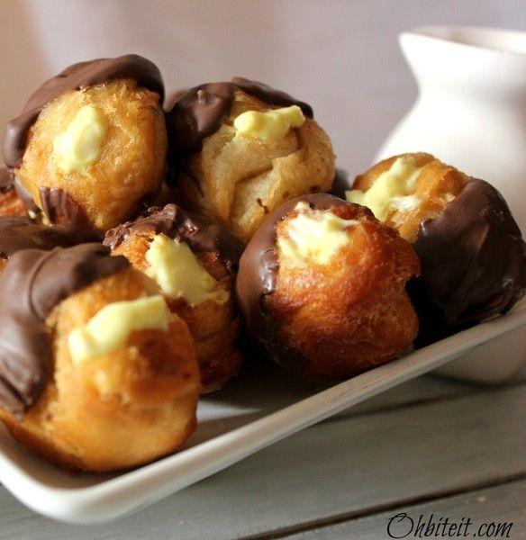 My Cupcake Addiction - donut holes tutorials