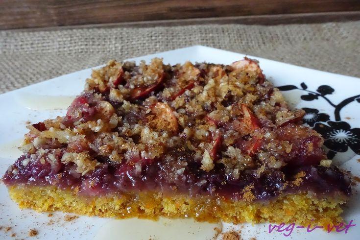 veg-i-vet: Mrkvový koláč s jablky