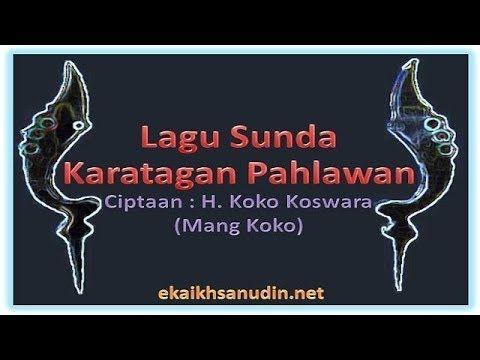 Lagu Sunda Karatagan Pahlawan - Koko Koswara