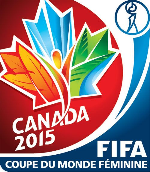 Canada 2015 Women's World Cup, can't wait to watch it! There's finally a World Cup here in Canada!