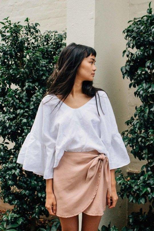 A moda slow em sua roupagem minimalista – Cris GuerraHoje Vou Assim