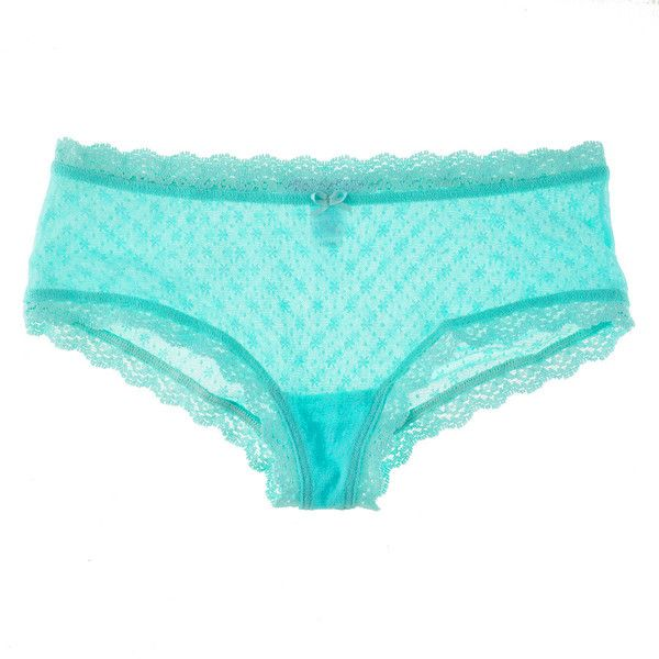 Eberjey Delirious French Brief (625 UAH) ❤ liked on Polyvore featuring intimates, panties, lingerie, underwear, sheer lace lingerie, lace panties, lace panty, sheer lace panty and underwear panties