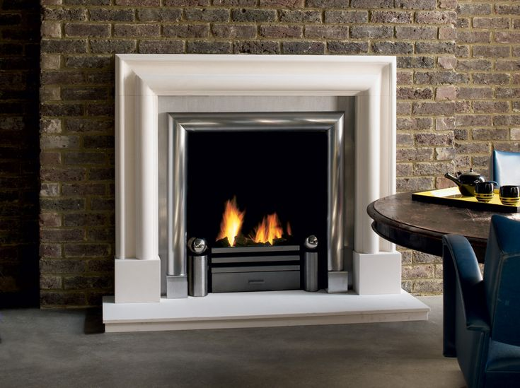 1000 ideas about contemporary fireplaces on pinterest for Ventless fireplace modern