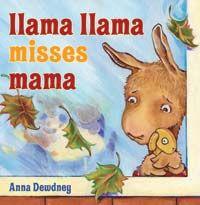 Books and Activities - Anna Dewdney's Llama Llama