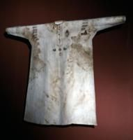 Linen tunic with stitched decoration. Country of Origin: Egypt. Culture: Mamluk. Credit Line: Werner Forman Archive/ Musees Royaux, Brussels. Location. 03