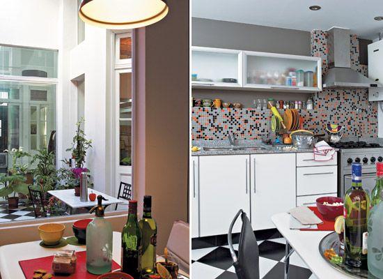 Moderna venecitas cocina pinterest blog and chorizo for Decoracion interiores cocina