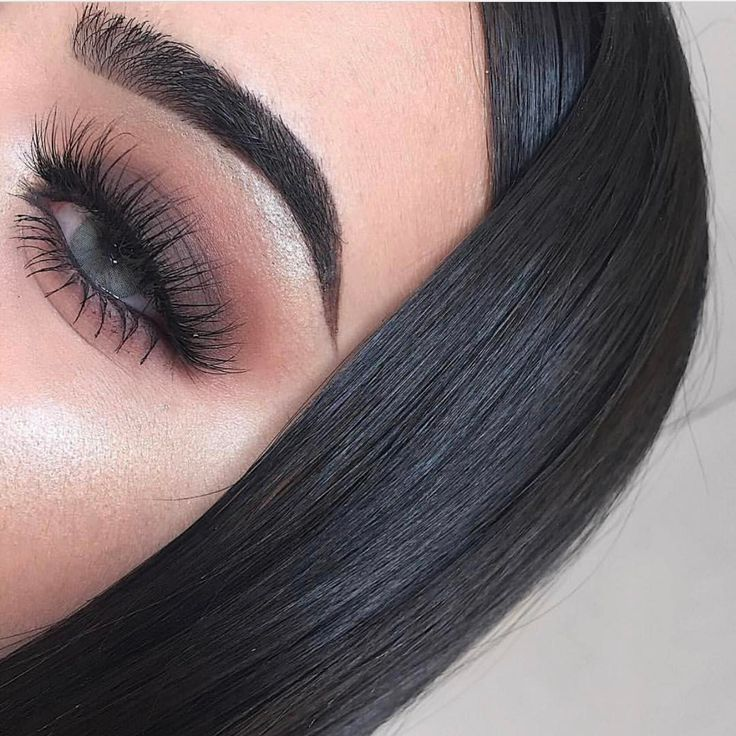 """528 Likes, 5 Comments - LUXY LASH (@luxylash) on Instagram: """"WOW! #GOALS Amazing look by ✨@zadojn✨ wearing #LuxyLash """"#BAE"""" lashes! Love how soft & wispy…"""""""