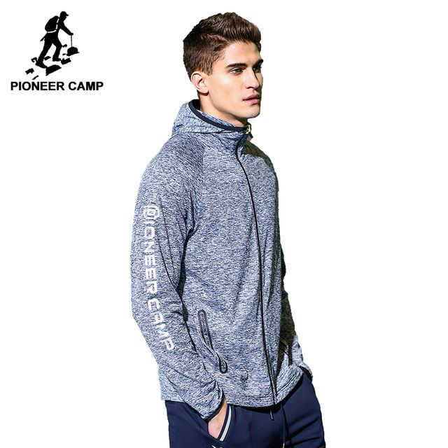Pioneer Camp Men T Shirt New 2017 Cotton Simple Print: Best 25+ Mens Top Coat Ideas On Pinterest