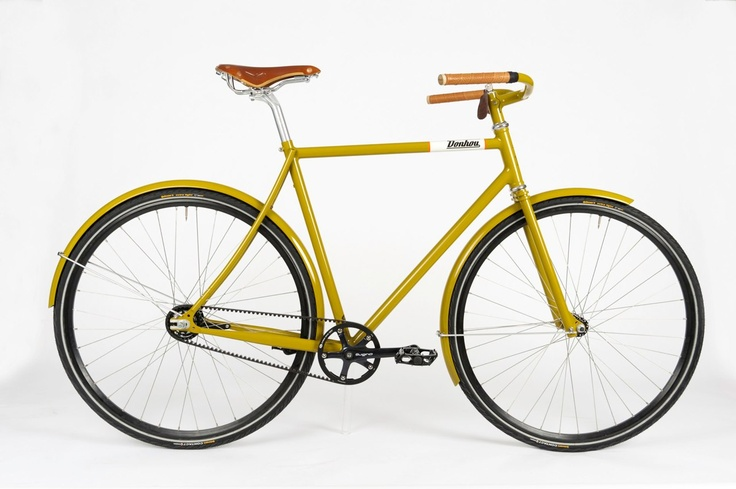 Egen messe for håndlagde sykler. Sweet.