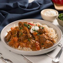 Sungold Specialty Meats Ltd. :: Slow Cooker Lamb Goulash
