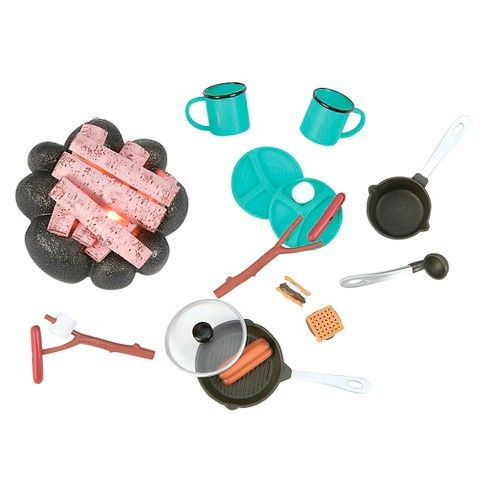Our Generation Accessories - Camping Set : Target