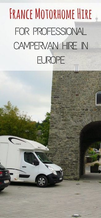 Looking for campervan hire in France? Make France Motorhome Hire your first choice. Book now through the form on this pa