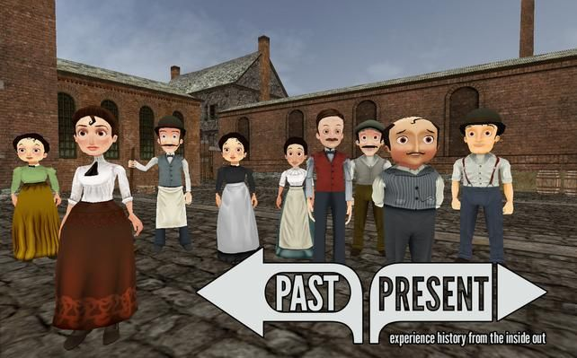 1906. Students can play either an immigrant female worker or a native-born male manager. Both characters must deal with labor strife as well as earn money to support their families. Covering industrialization, immigration, the Progressive era, and organized labor, the game promotes historical reasoning, fosters cooperative learning and intellectual teamwork, and teaches the use and interpretation of primary sources, all while being fun to play.