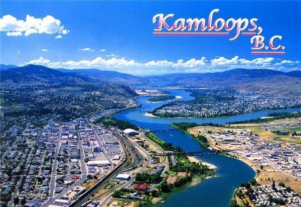 Kamloops, BC - 2010