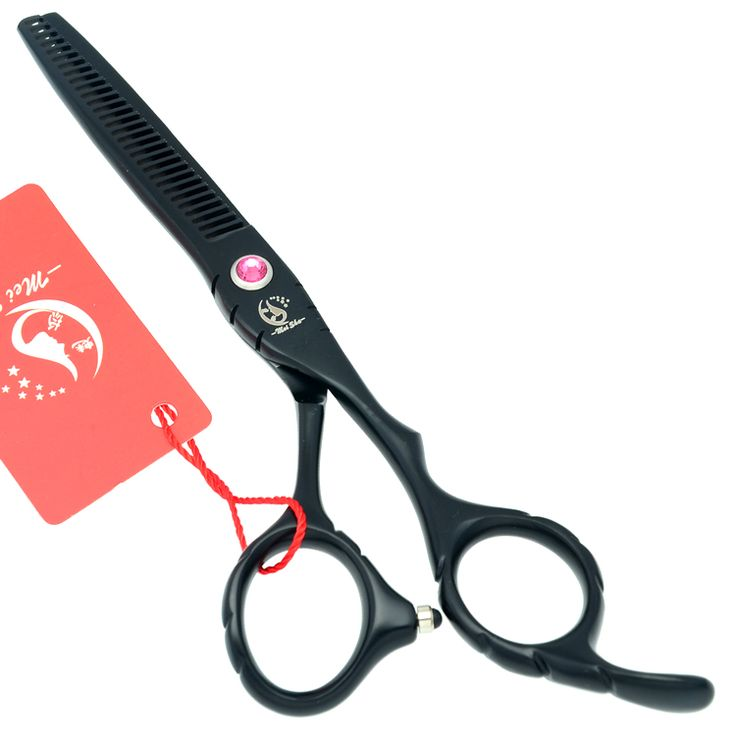 "5.5"" 6.0"" Meisha JP440C Hot Barber Scissors Professional Hairdressing Scissors Hair Thinning Shears Barber Shop Supplies ,HA0181 #Affiliate"