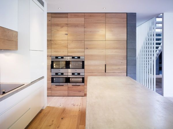 Johnathan's stunning ASKO Kitchen Brighton Victoria photography by Mark Munro