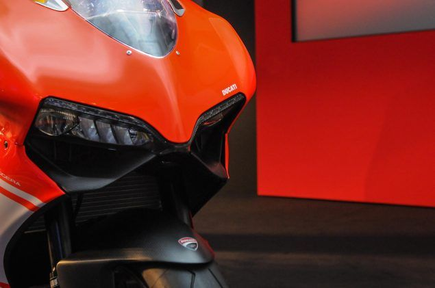 Ducati 1199 Superleggera - the Start of Production