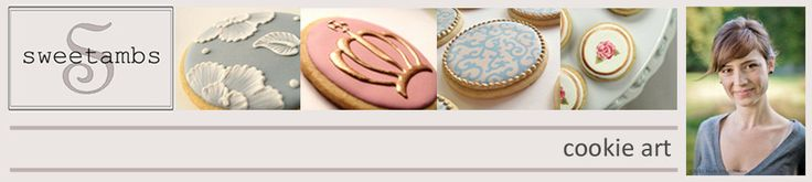 My most commonly used cookie decorating suppliesSweetAmbs