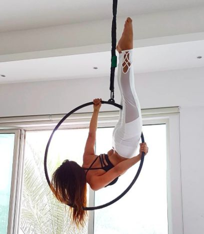instagram aerial hoop