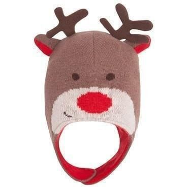 Outlet Jojo Maman Bebe Reindeer Hat Red