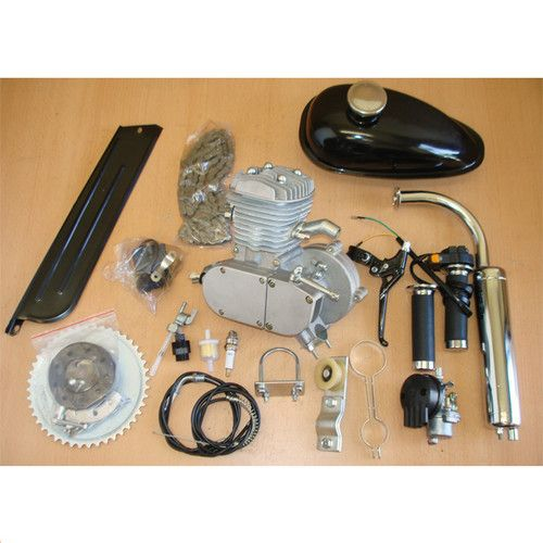 2 Cycle Engine Motor Kit for Motorized Bicycle Bike 80cc | eBay
