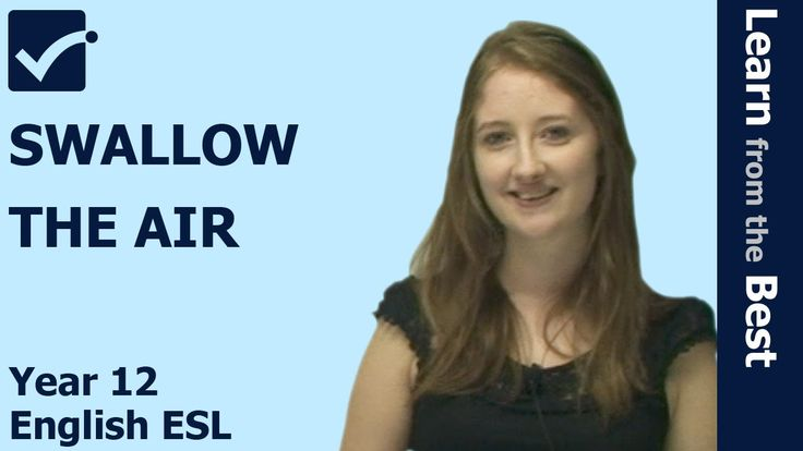 √ Swallow the air - Tara June Winch - Belonging - English Prime Online Tutor explains about Swallow the Air.  For more videos, please visit http://www.primeonlinetutor.com/ejh EJH5W1 http://youtu.be/6phdIhu12gM