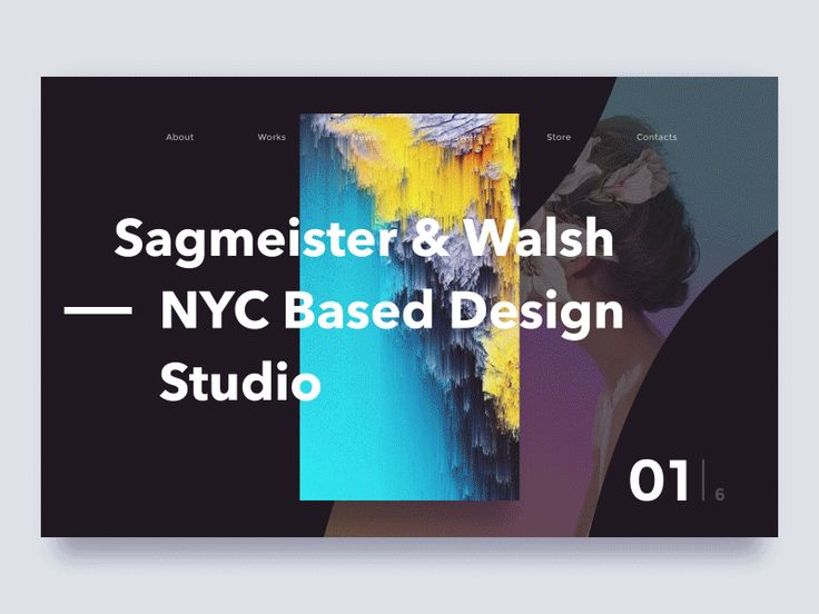 Sagmeister & Walsh - Motion & Visual exploration