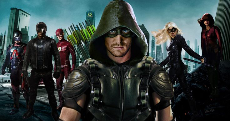 Watch 'Arrow' and 'The Flash' Sizzle Reels from NYCC -- Warner Bros. Television's Sunday programming block at 2015 New York Comic-Con kicked things off with a bang, when they treated fans in attendance to a couple of high-octane sizzle reels featuring edge-of-your-seat footage from the new seasons of The CW's -- http://movieweb.com/arrow-flash-sizzle-reel-nycc-2015/