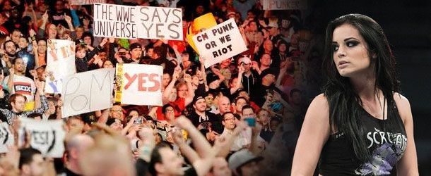 """Several WWE Divas were not happy with how the Brooklyn fans reacted to the divas match on Monday's RAW between Team Bella and Team PCB. Paige posted the following on Twitter but deleted it: """"You helped us create change and…"""