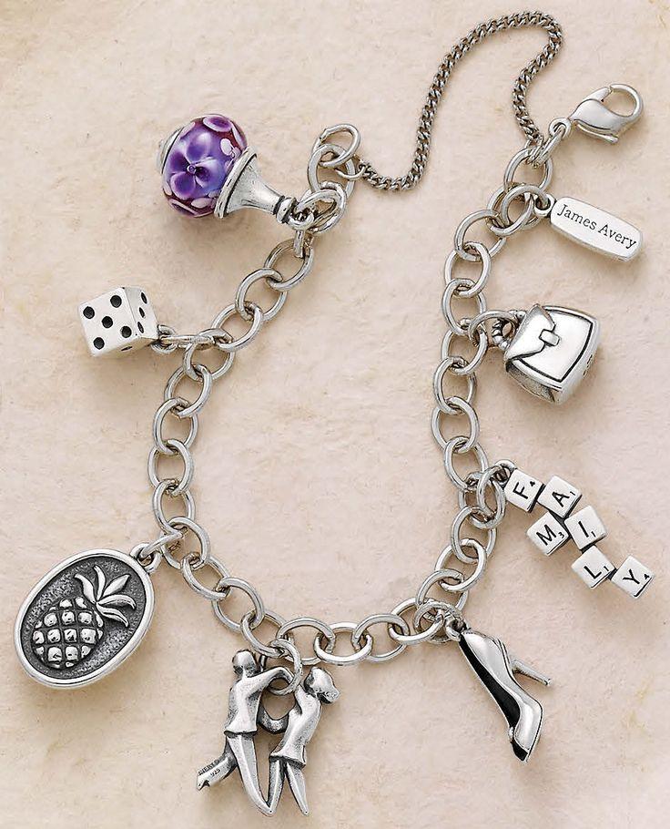 Loaded Charm Bracelet ...
