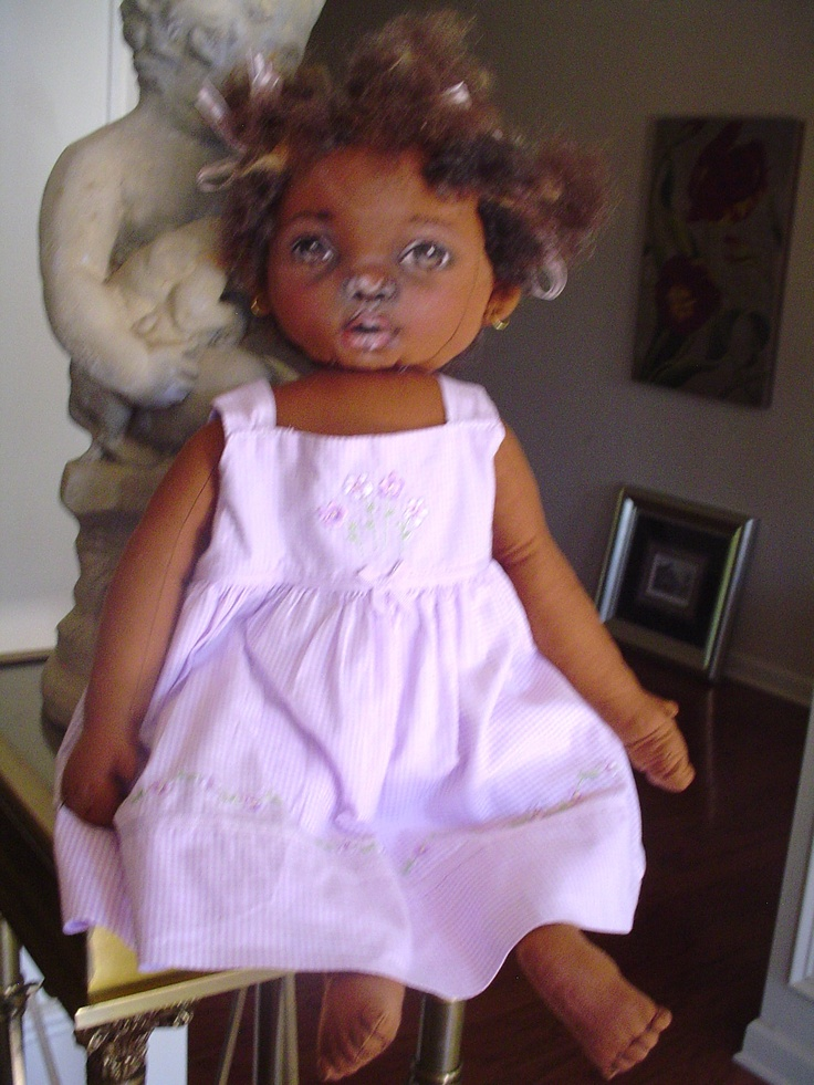 87 best Black Dolls images on Pinterest | Dolls dolls, Beautiful ...