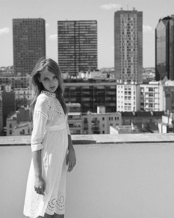 Isabel Marant Look Book Spring/Summer 2011