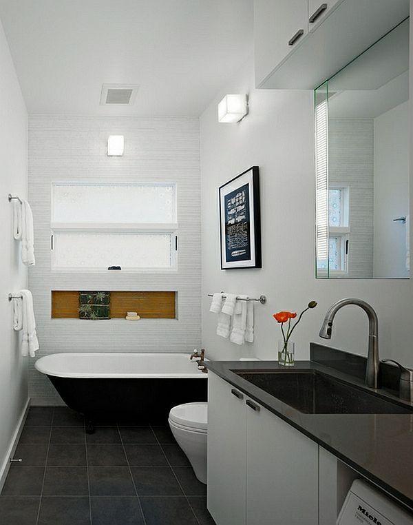 Badezimmer Bodenfliesen Ideen Fur Kleine Badezimmer In 2020 Badezimmer Innenausstattung Modernes Badezimmerdesign Und Badezimmer Renovieren