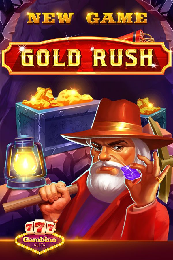 Welcome To The Gold Rush Slot Play Today And Hit The Mother Lode