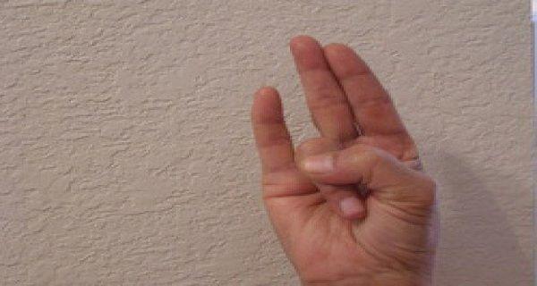 Смотрите, что будет, если вы скрестите пальцы вот так! Фантастика, но работает… [[MORE]]Буддисты верят, что если скрестить руки или даже только пальцы в пространстве определенным образом, вы можете...