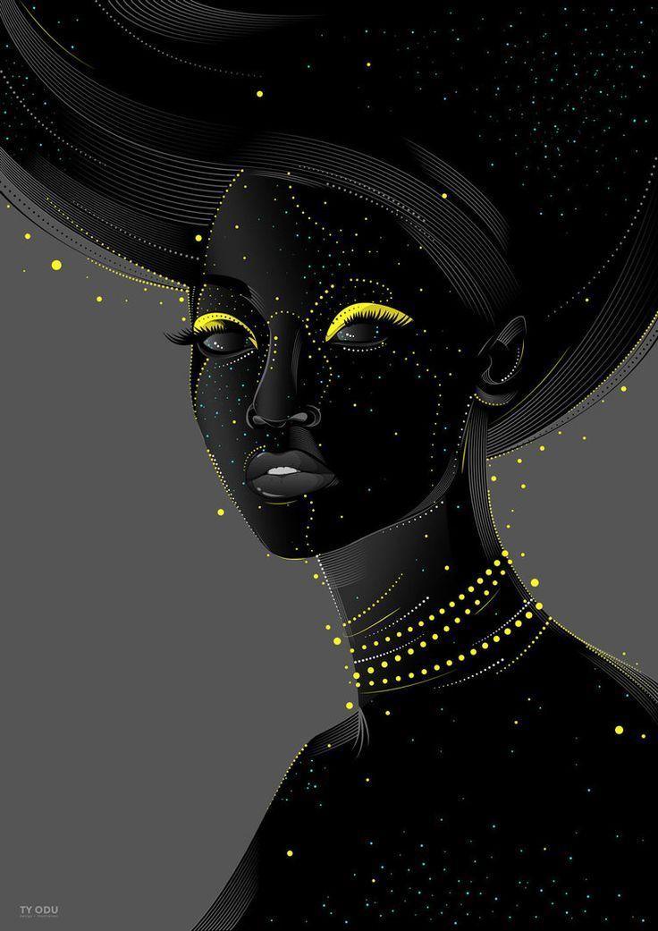 African Goddess by TyOdu on deviantART